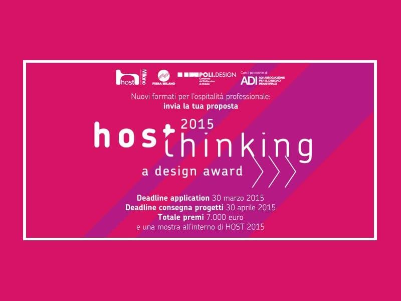 Al via 'HOSThinking a design award'