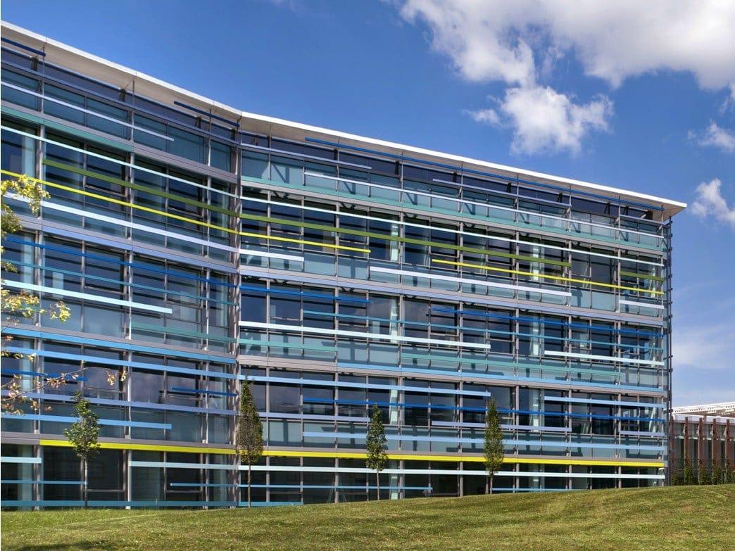 Vimercate: la nuova sede del campus Alcatel Lucent
