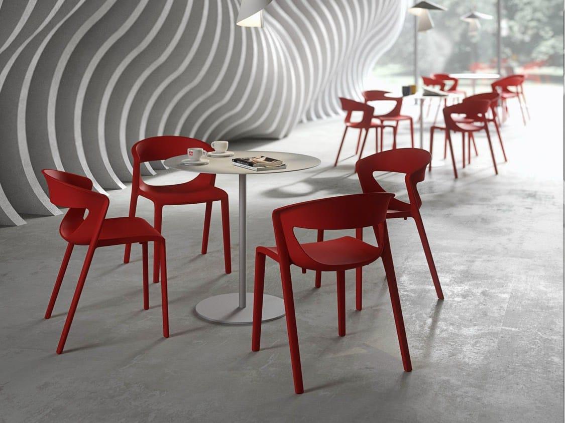 Sedie Per Ufficio Kastel : Il colore protagonista delle novitÀ kastel