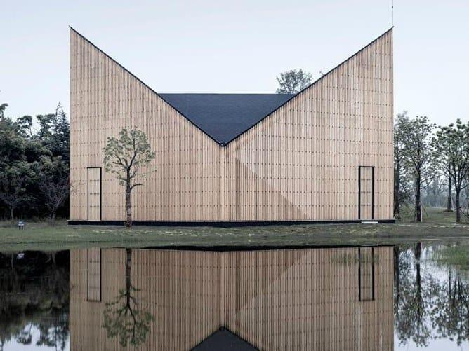 AZL Architects e la 'cappella della luce' a Nanjing