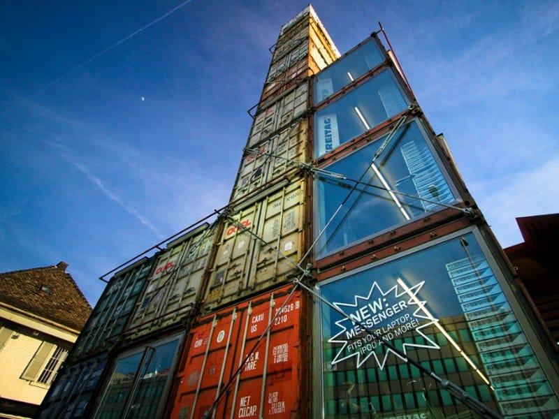 Upcycled architecture: il riuso creativo e sostenibile