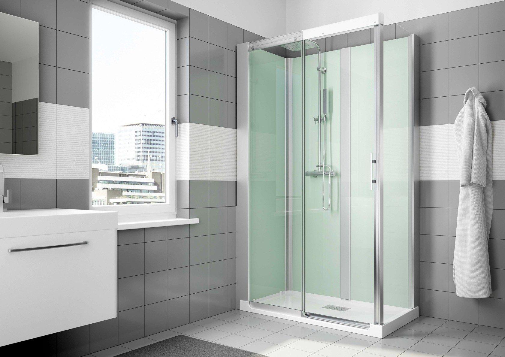 G-Magic di Grandform per trasformare la vasca in doccia in 8 ore
