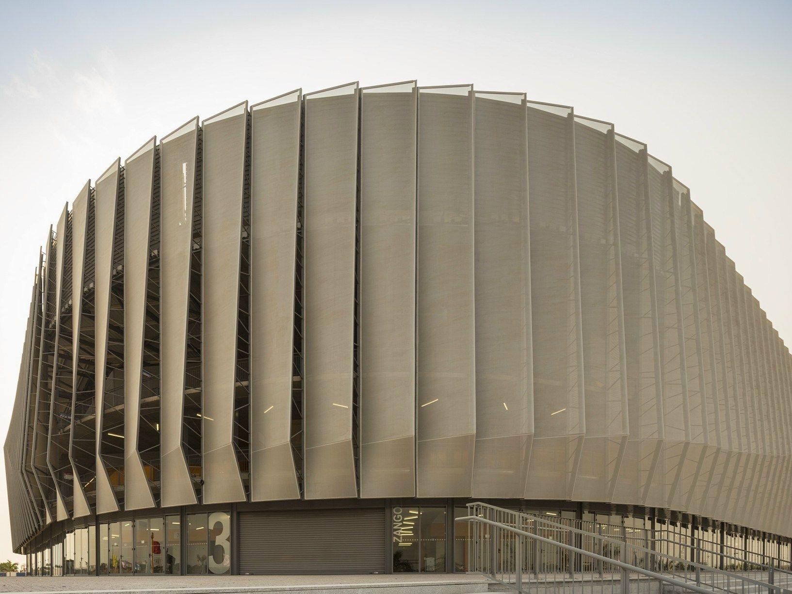 Angola: il nuovo Luanda Multisports Pavilion