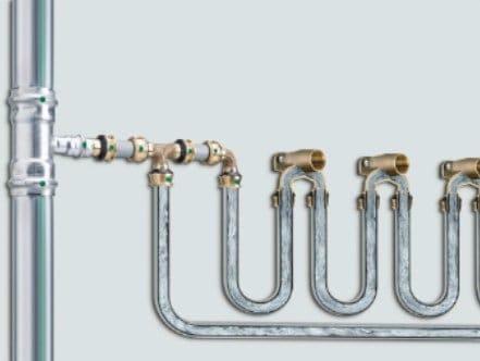 L'igiene dell'acqua sanitaria: regole, norme e soluzioni raccolte da Viega