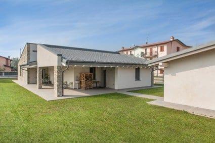 Tegole PREFA per una residenza unifamiliare a Pizzighettone: innovazione e design