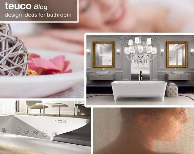 """Teuco: nuovo blog e home page per la community dei """"design lovers"""""""