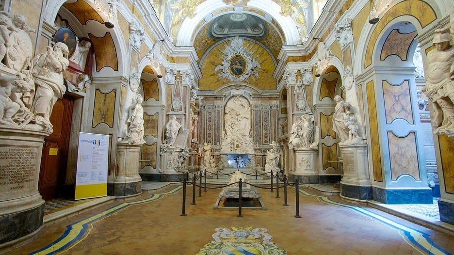 Cappella S.Severo