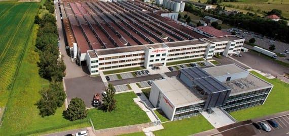 Nuovo centro informativo Viessmann di Falquemont: tecnologia, innovazione e sostenibilità