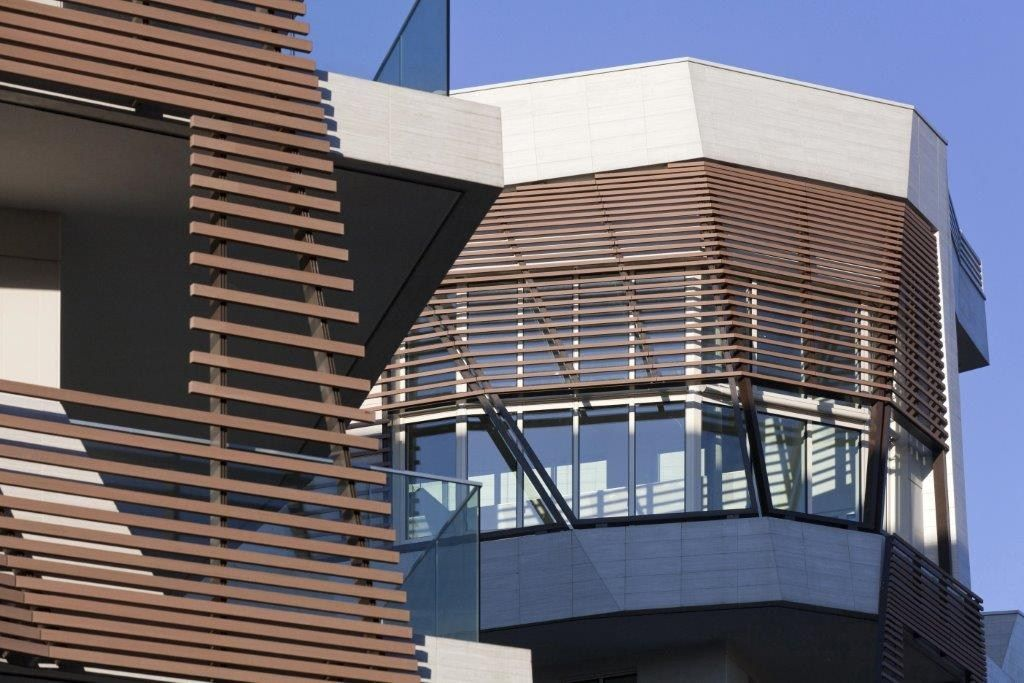 Pilkington nella realizzazione delle Residenze Citylife