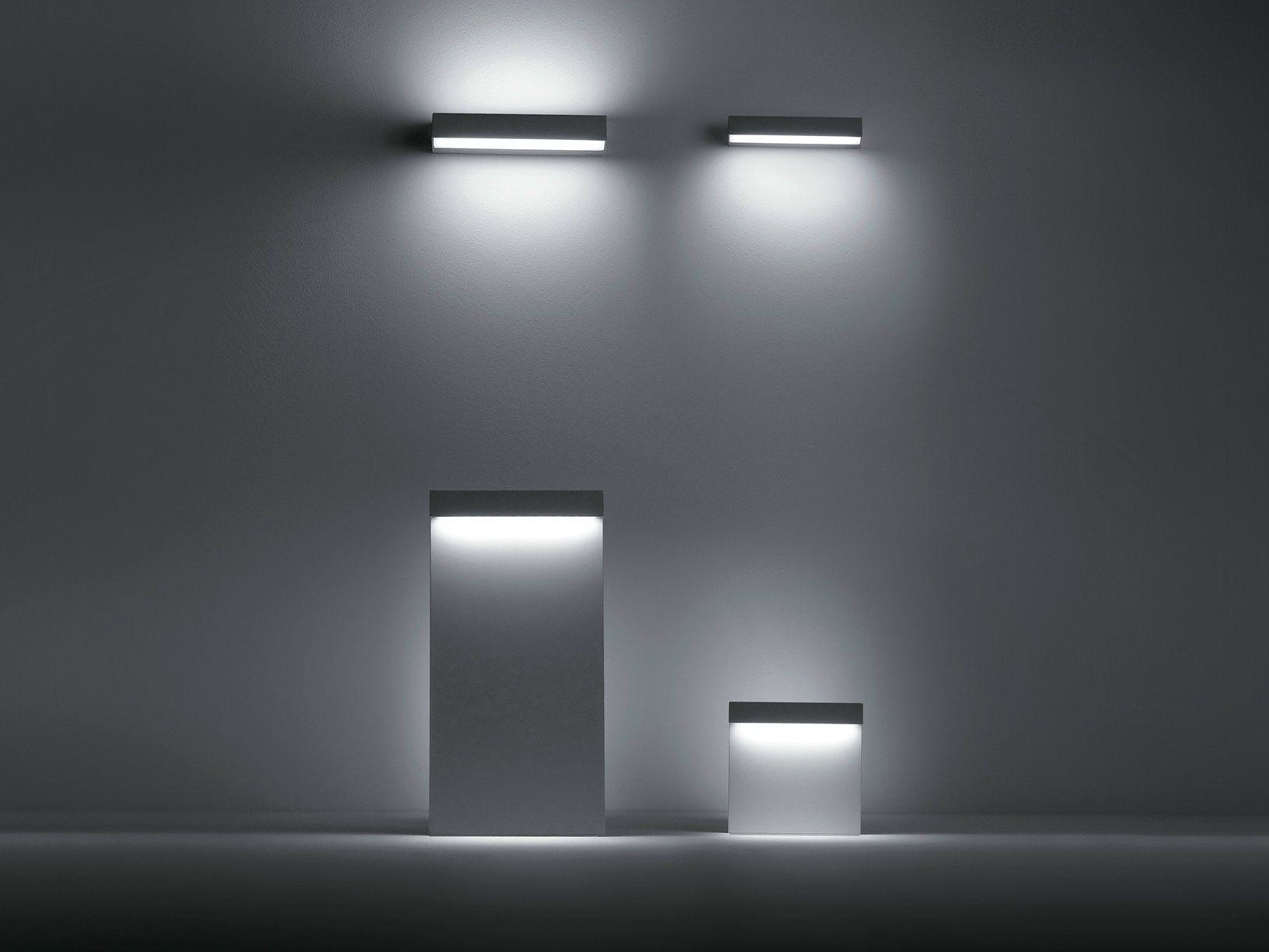 Luce diffusa in singola o doppia emissione con look by simes