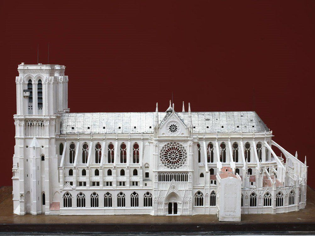 A Parigi la mostra 'Viollet-le-Duc, les visions d'un architecte'