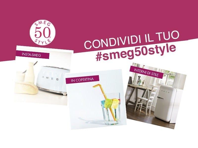 Verso la conclusione il concorso Condividi il tuo #smeg50style