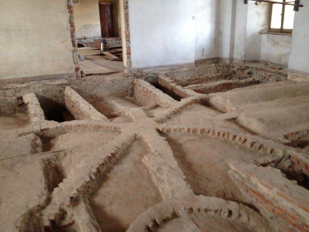 Ruredil per il consolidamento strutturale del castello di Parella