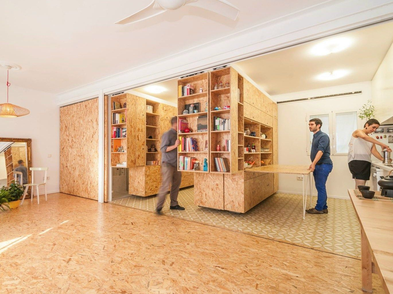 All I Own House di PKMN architectures