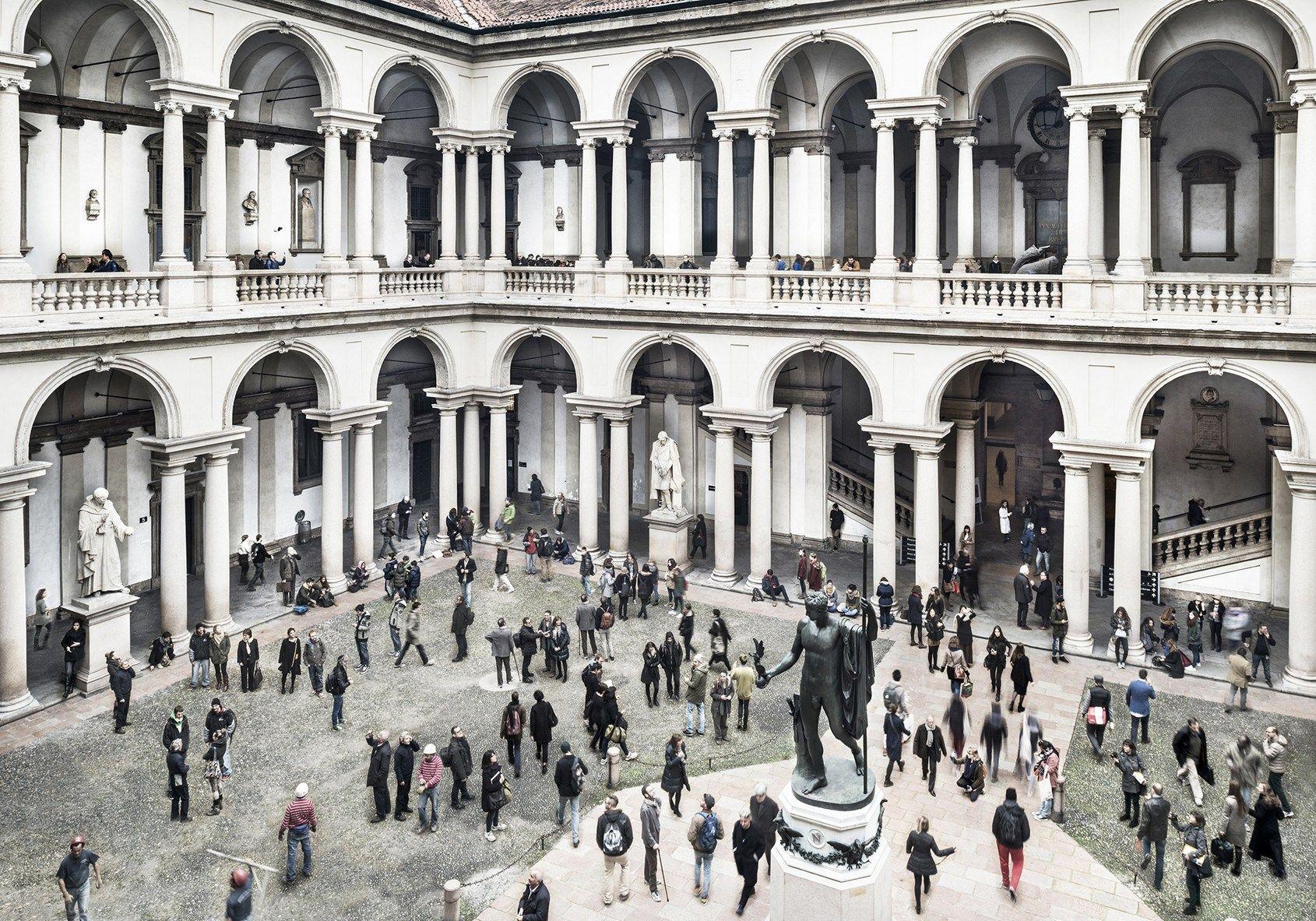 Cosmo Laera - The heart of art #1, Milano 2014