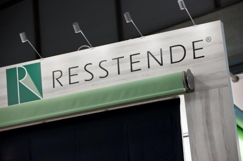 Tutte le novità Resstende alla fiera R+T di Stoccarda