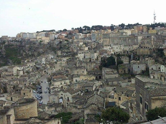 Matera, prima Smart City italiana fondata sulla geologia