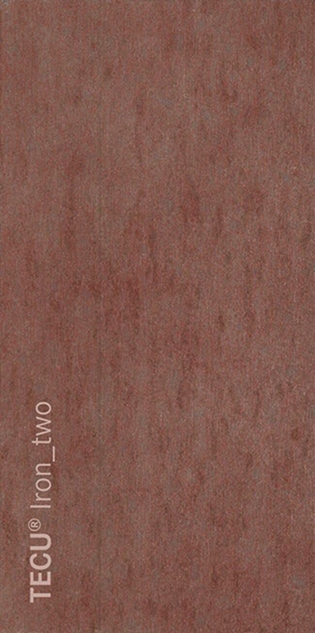 TECU® Iron: soluzioni affascinanti per rivestimenti di facciate e coperture in rame