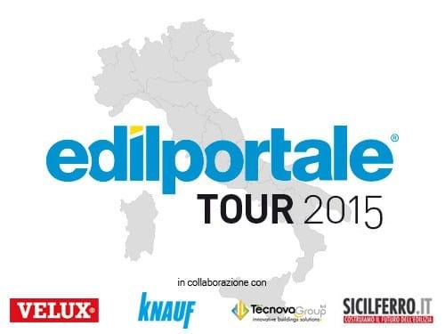 Al via Edilportale Tour 2015