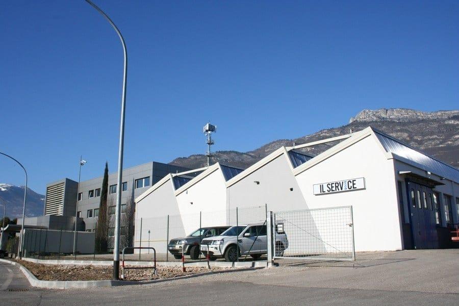 Nuova sede per Il Service, officina autorizzata di CTE