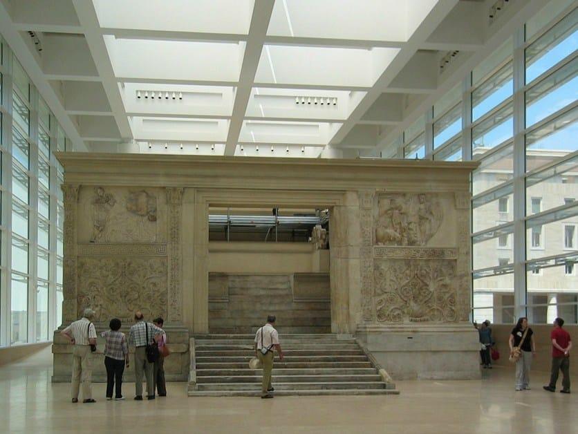 """""""L'architettura contemporanea a Roma: Richard Meier"""""""