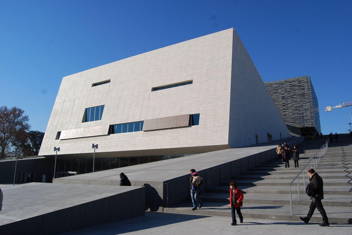 ThyssenKrupp Elevator Italia completa l'opera nel Nuovo Parco della Musica e della Cultura di Firenze