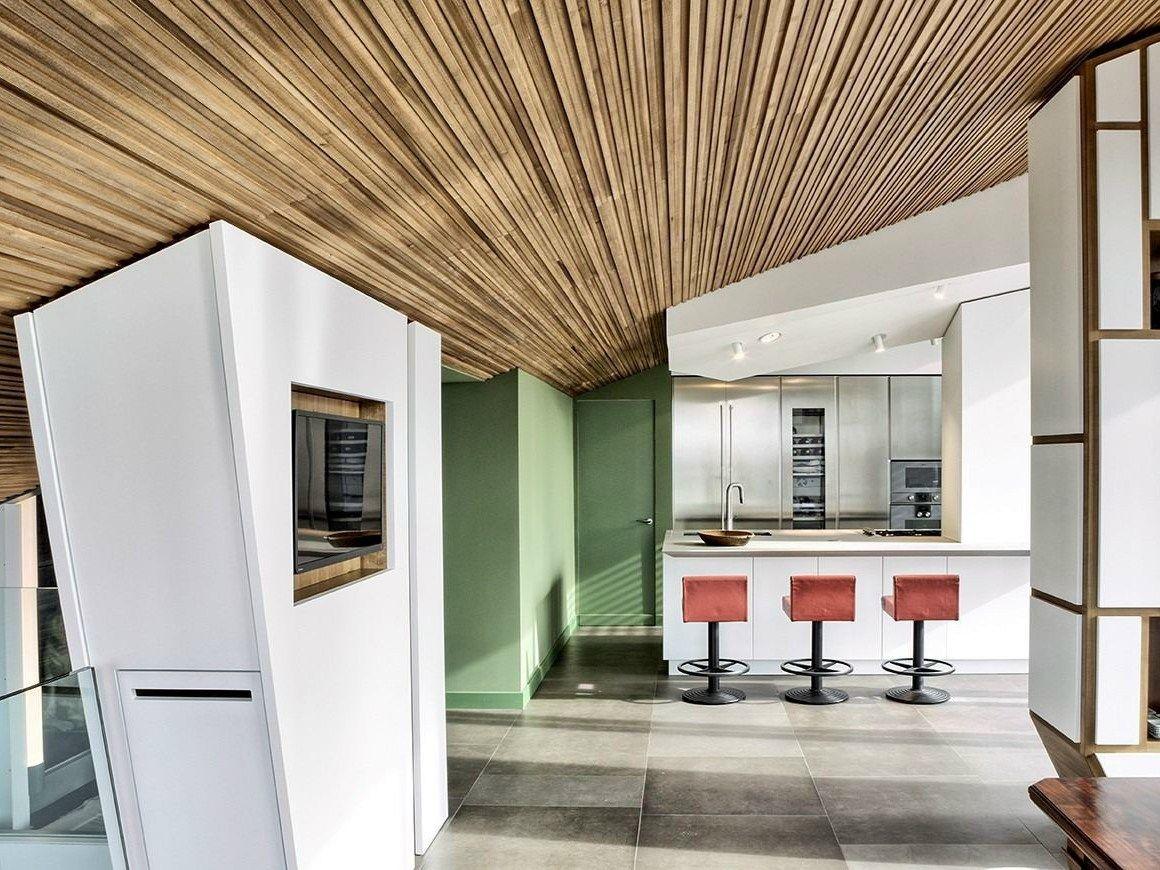Torino: 'Interior with terrace' di MG2 Architetture