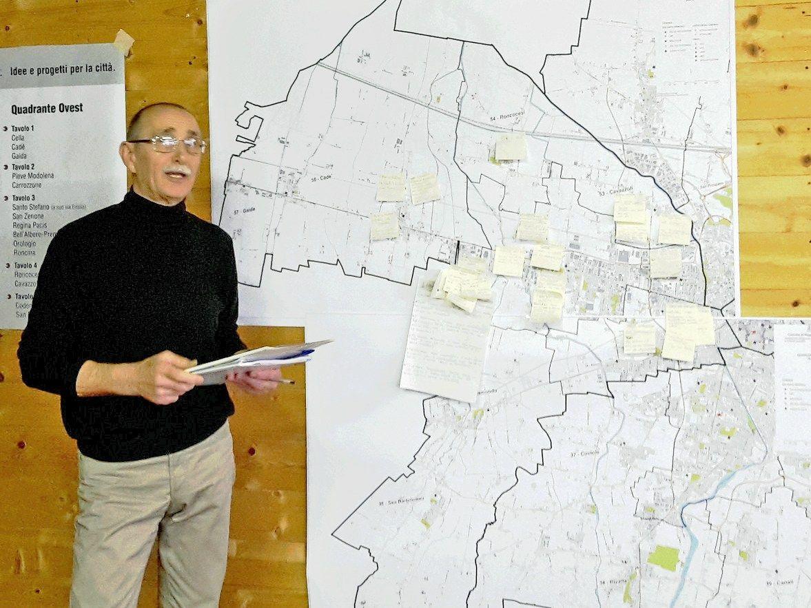Reggio Emilia lancia gli architetti di quartiere