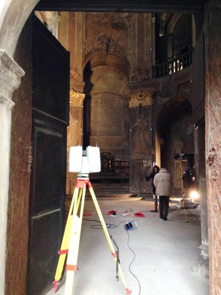 AhRCOS per il restauro della Cappella di San Carlo Borromeo a Praga