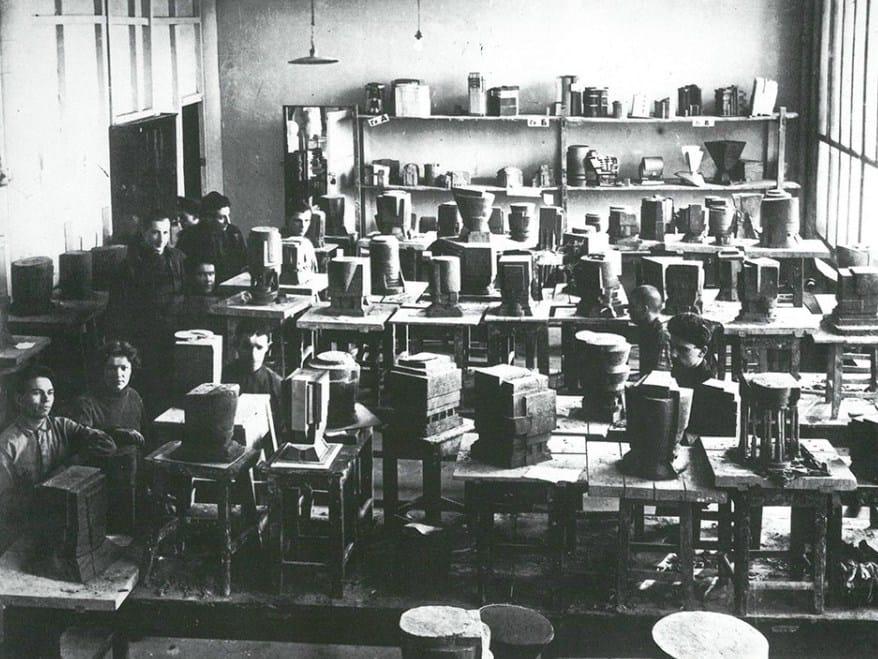Berlino: la mostra Vchutemas A Russian Laboratory of Modernity