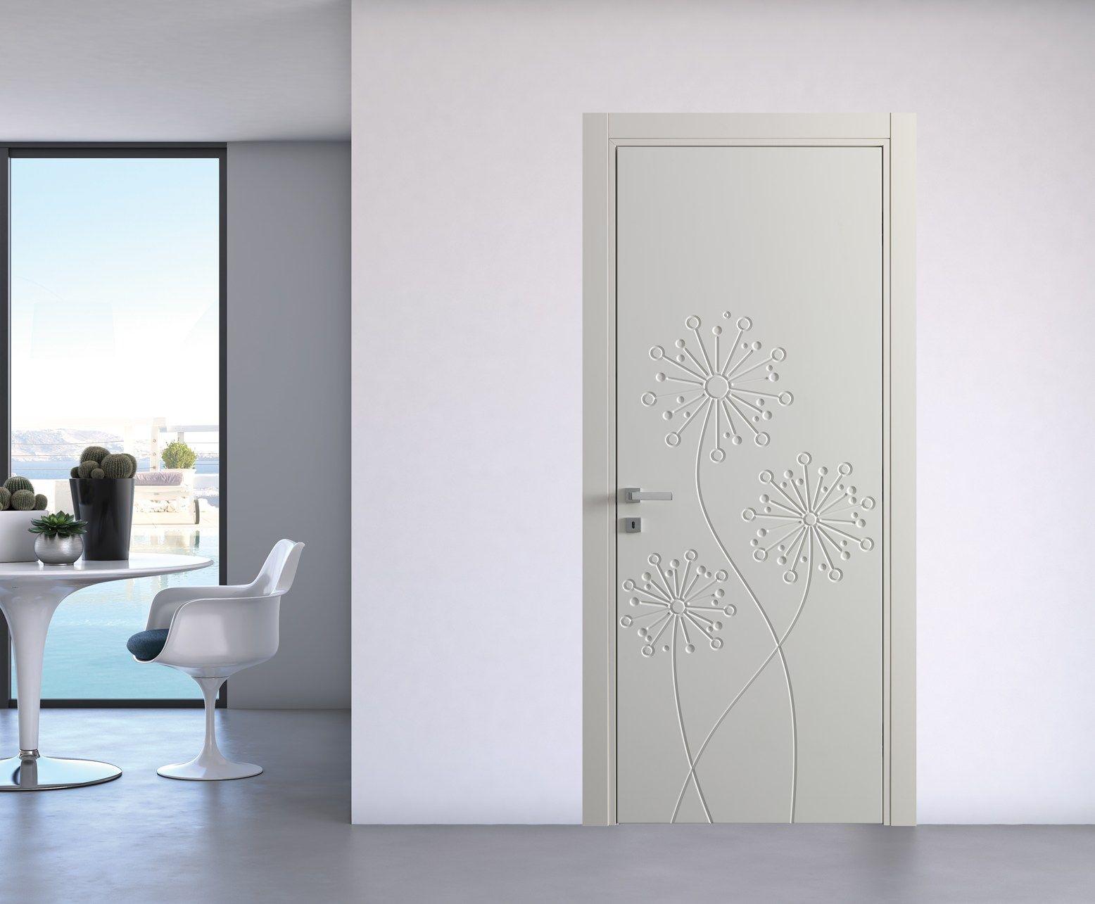 La porta come elemento d'arredo per spazi abitativi, lavorativi e contract