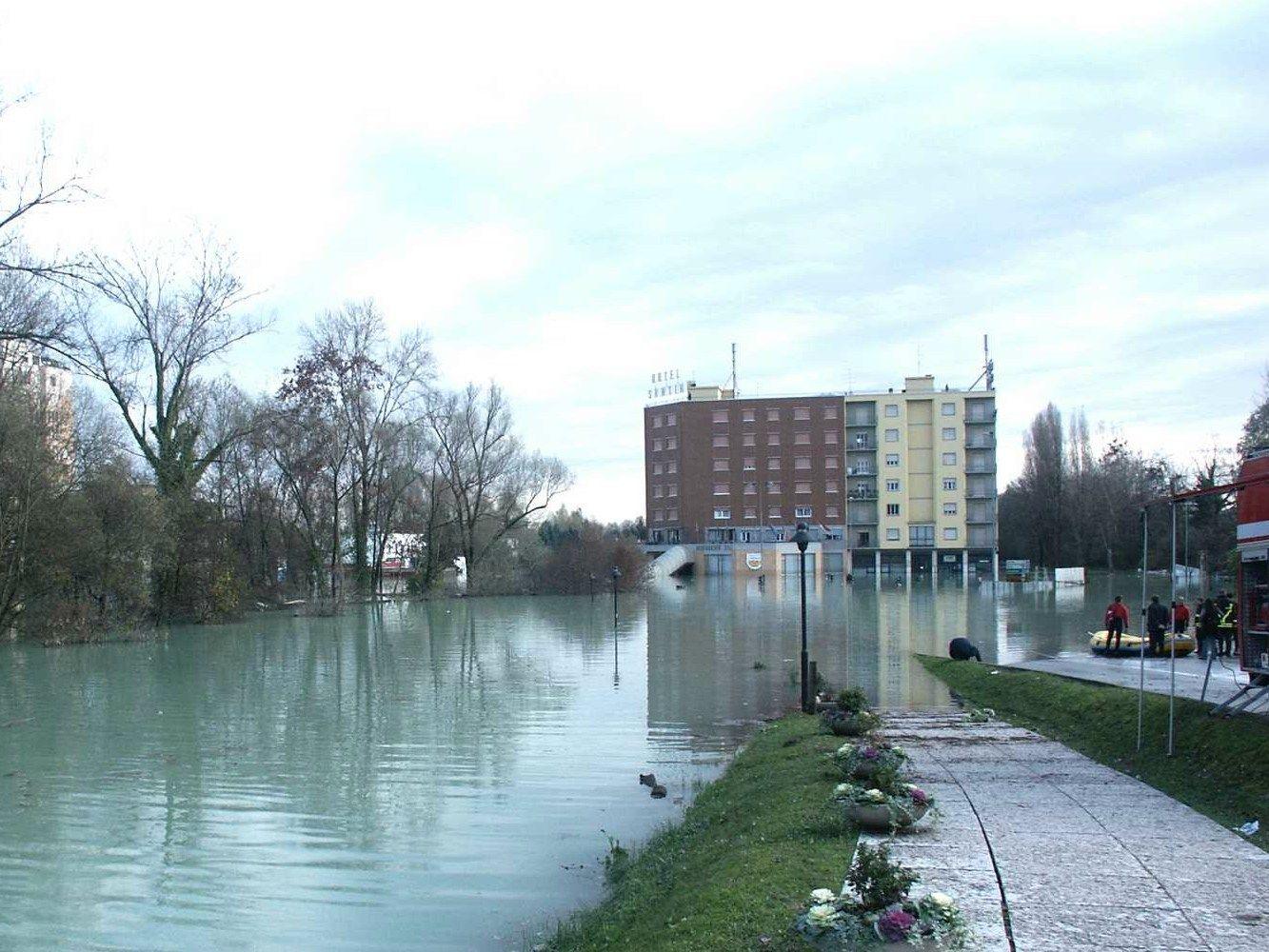 Rischio idrogeologico, Italiasicura: il 90% delle opere è da progettare
