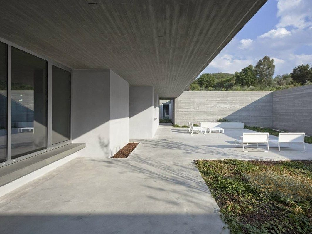 A Miglionico la 'casa mediterranea' di osa architettura e paesaggio