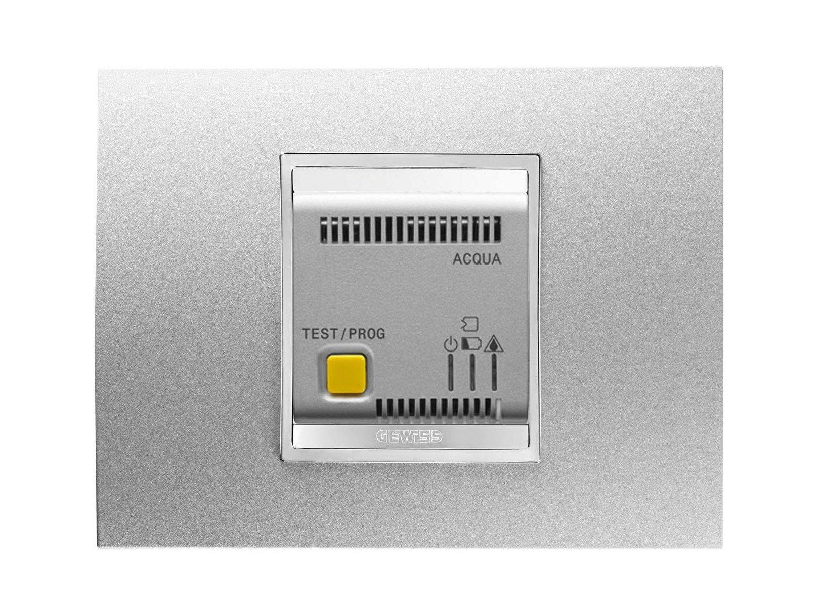 GEWISS presenta i dispositivi del sistema domotico Chorus che garantiscono la sicurezza delle persone fra le mura domestiche