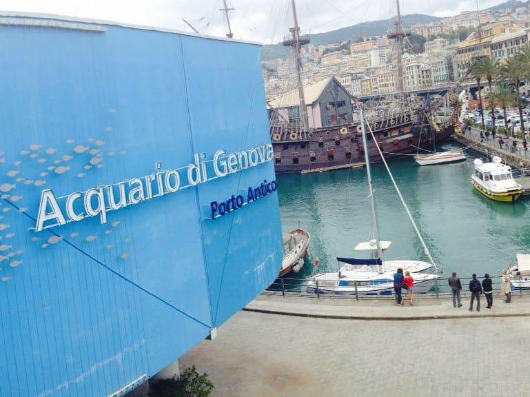 Edilportale Tour 2015 ieri all'Acquario di Genova