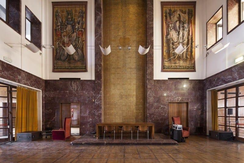 A Firenze riapre la Palazzina Reale di Giovanni Michelucci