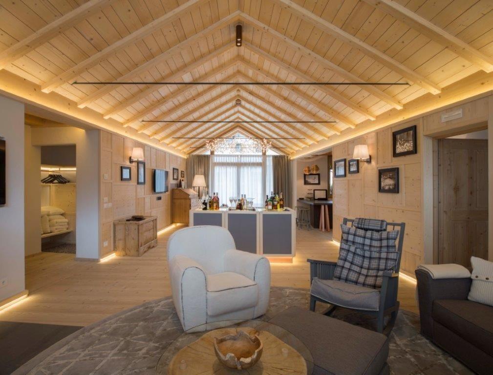 Vimar per Hotel & Spa Rosa Alpina