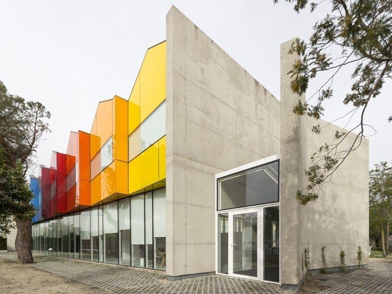 A Madrid la Fondazione Esther Koplowitz di Hans Abaton