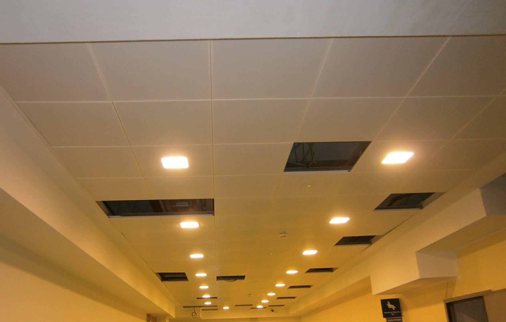 Soffitti metallici firmati Armstrong Building Products per il nuovo Presidio Ospedaliero di San Donato Milanese