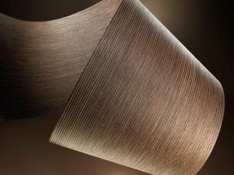 Silver Rail: legno e riflesso metallico si fondono nel nuovo decorativo ALPI
