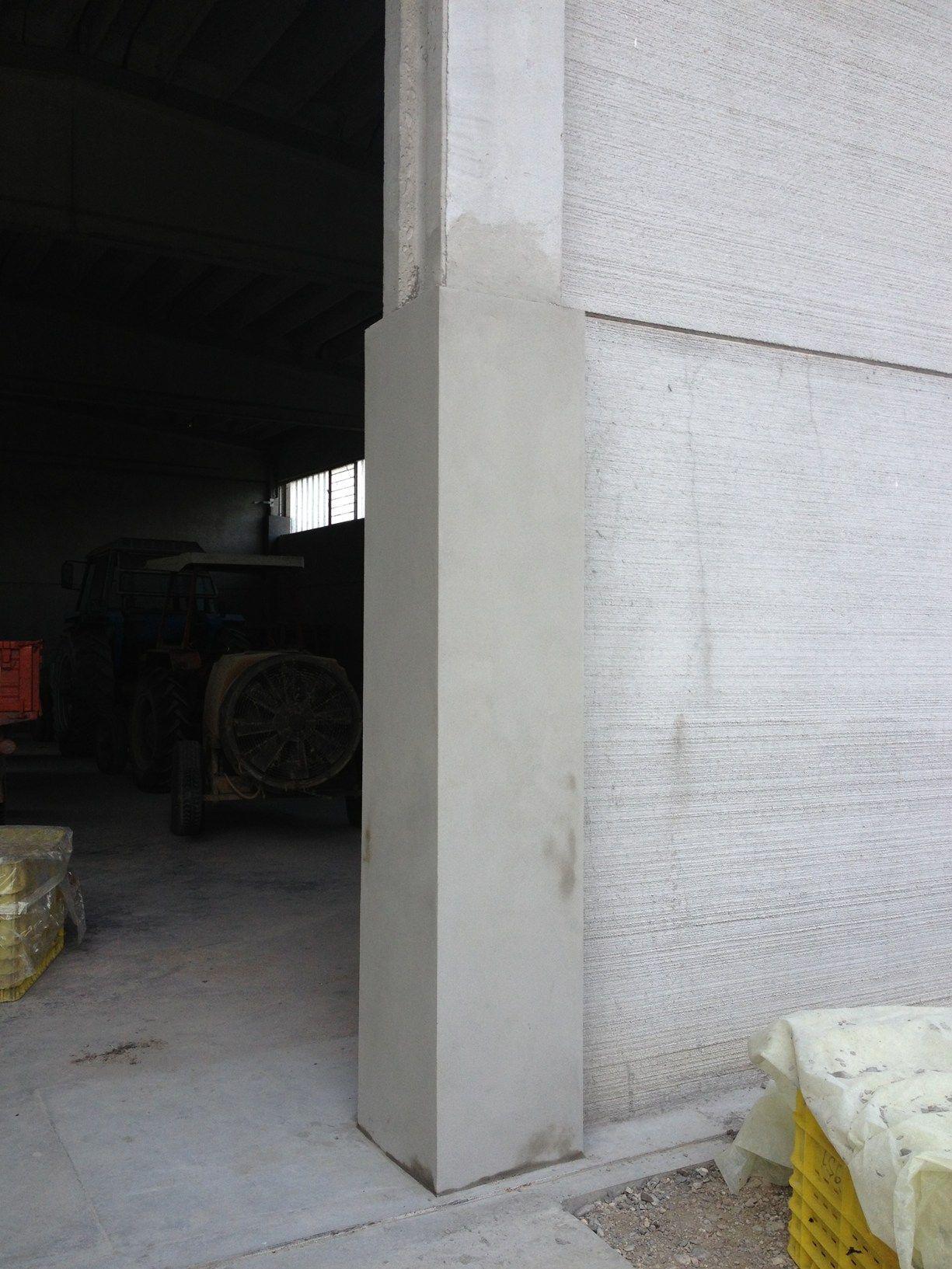 Torggler Chimica per la messa in sicurezza ed adeguamento sismico di una attrezzaia a Novi di Modena