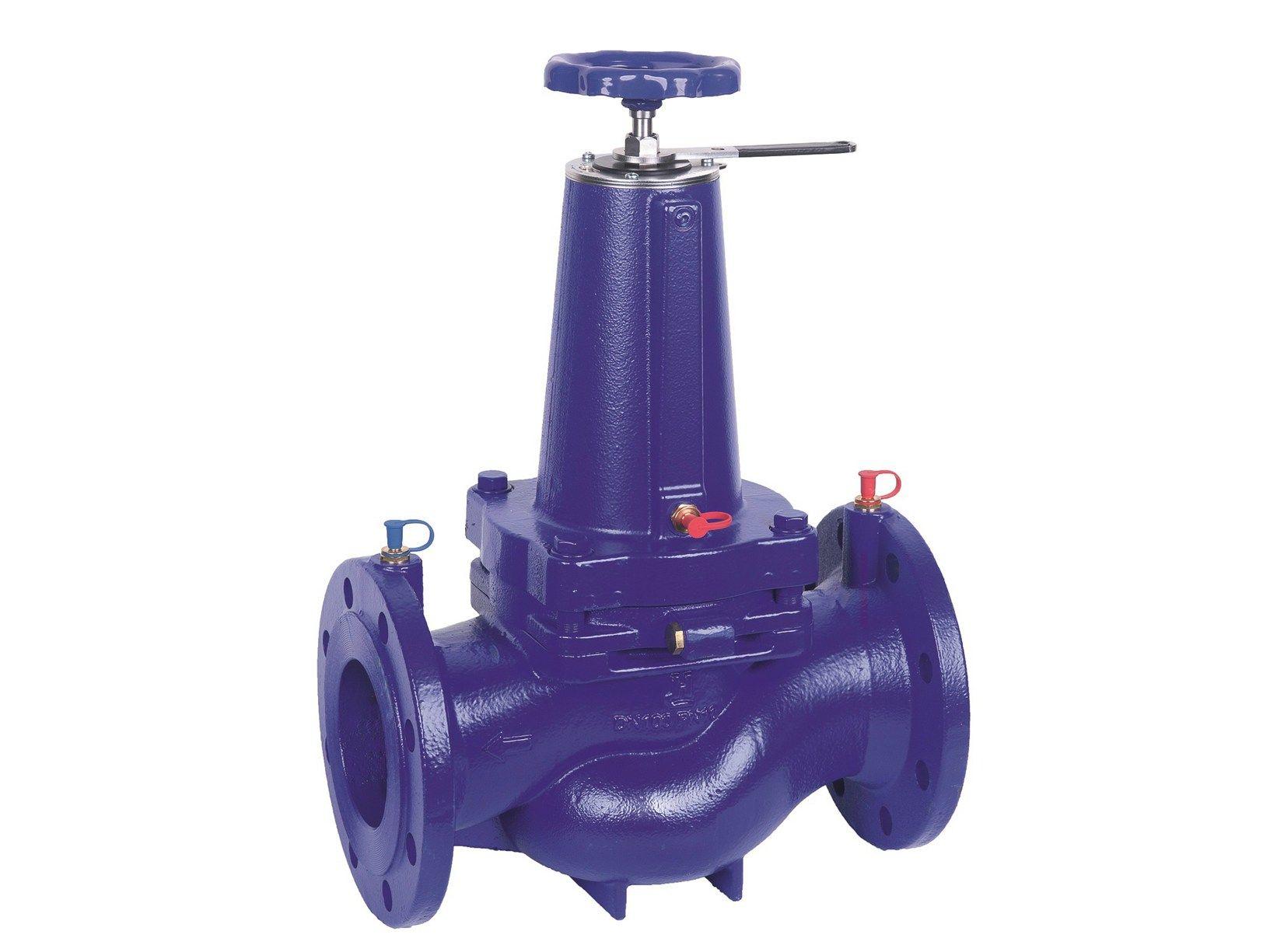 Valvola di bilanciamento per il controllo della pressione differenziale Kombi-Auto