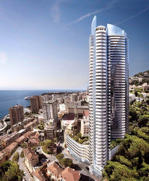 Tour Odéon: ancora un successo per Comelit nel Principato di Monaco