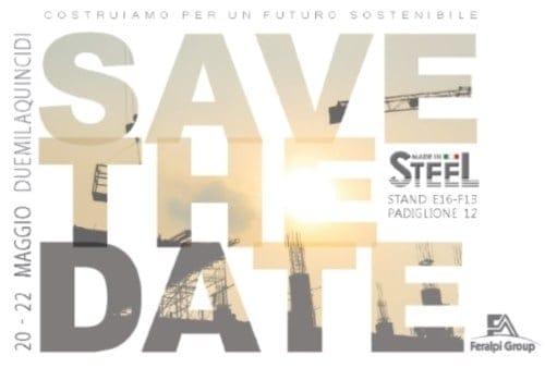 Nuova Defim con Feralpi a Made in Steel 2015