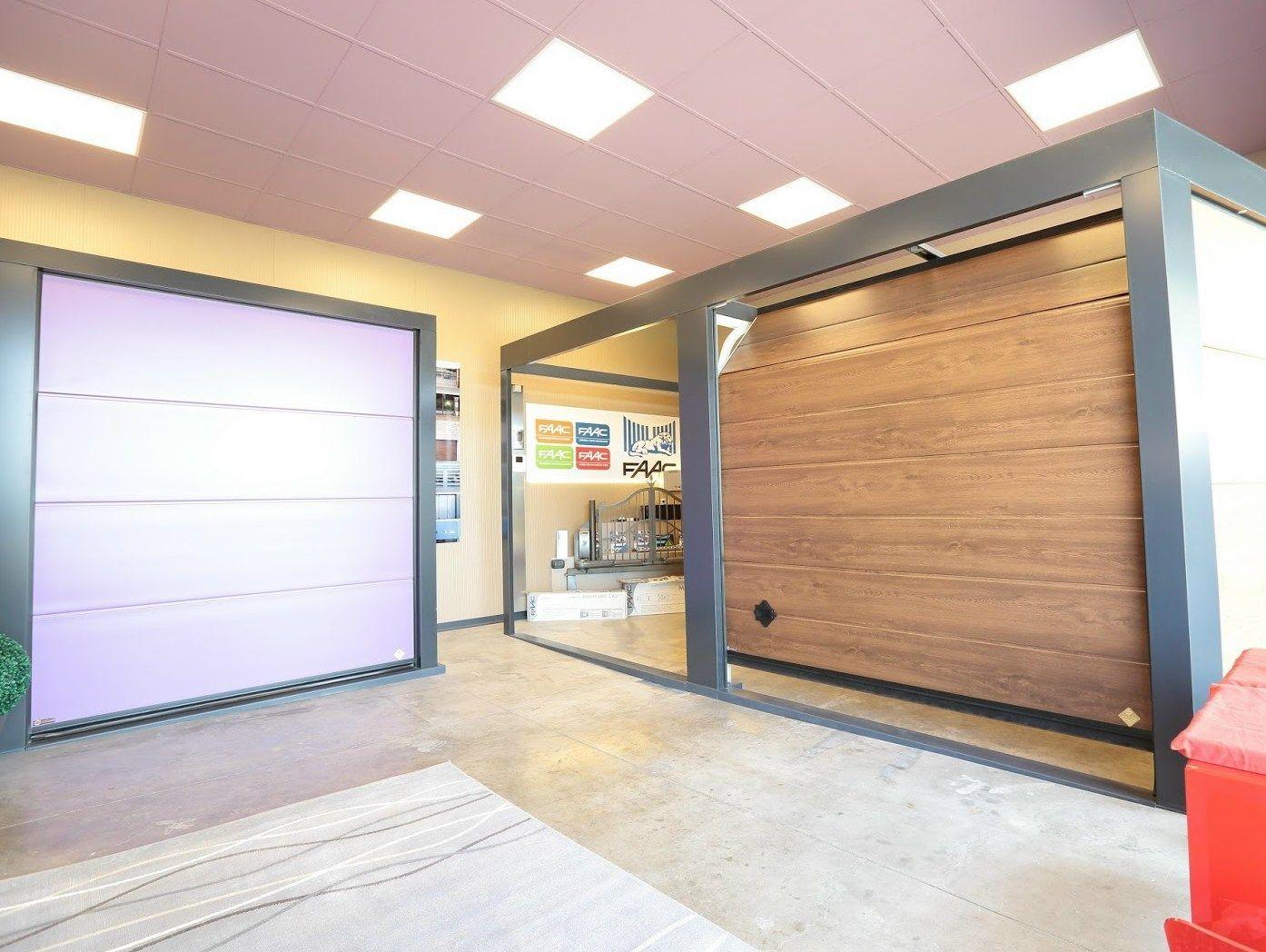 Apre a Torrita di Siena un nuovo Showroom per i portoni Breda