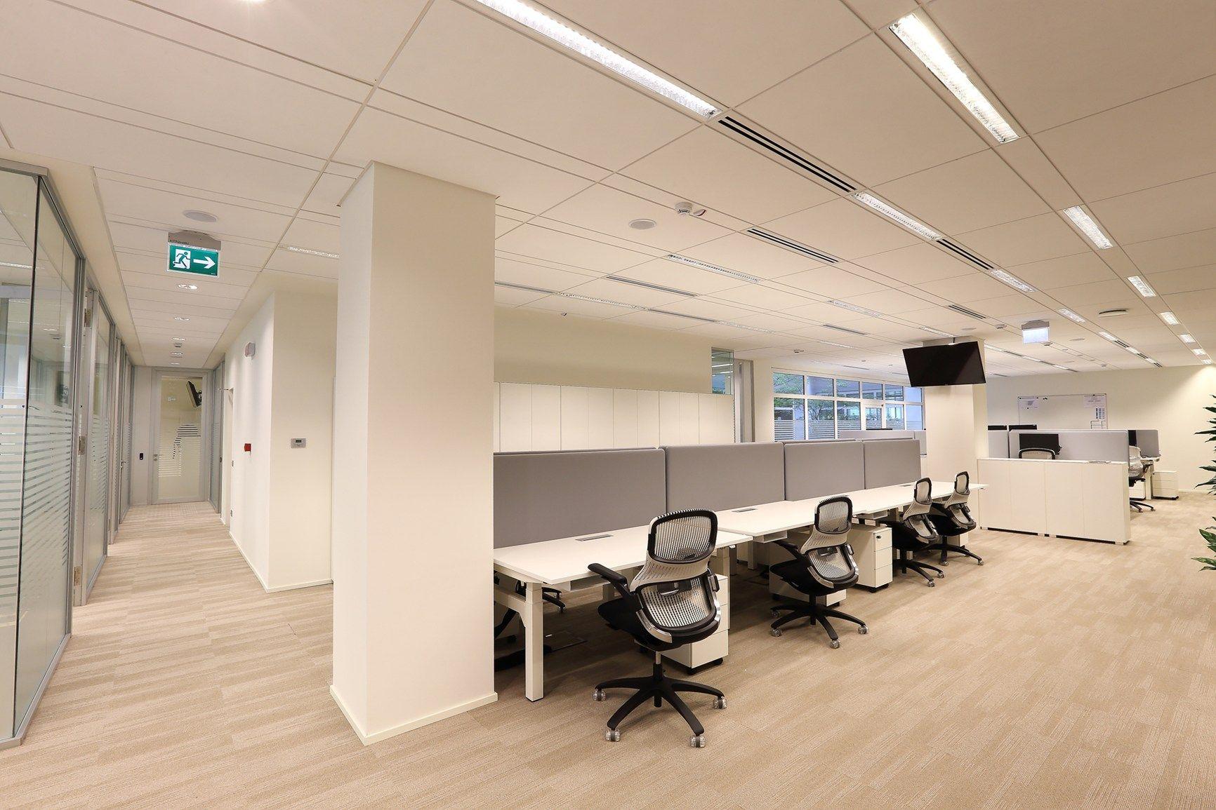 Ultima+, la nuova 'formula vincente' di controsoffitto di Armstrong Building Products