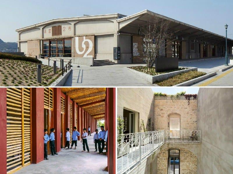 XI Premio Internazionale Architettura Sostenibile: i vincitori