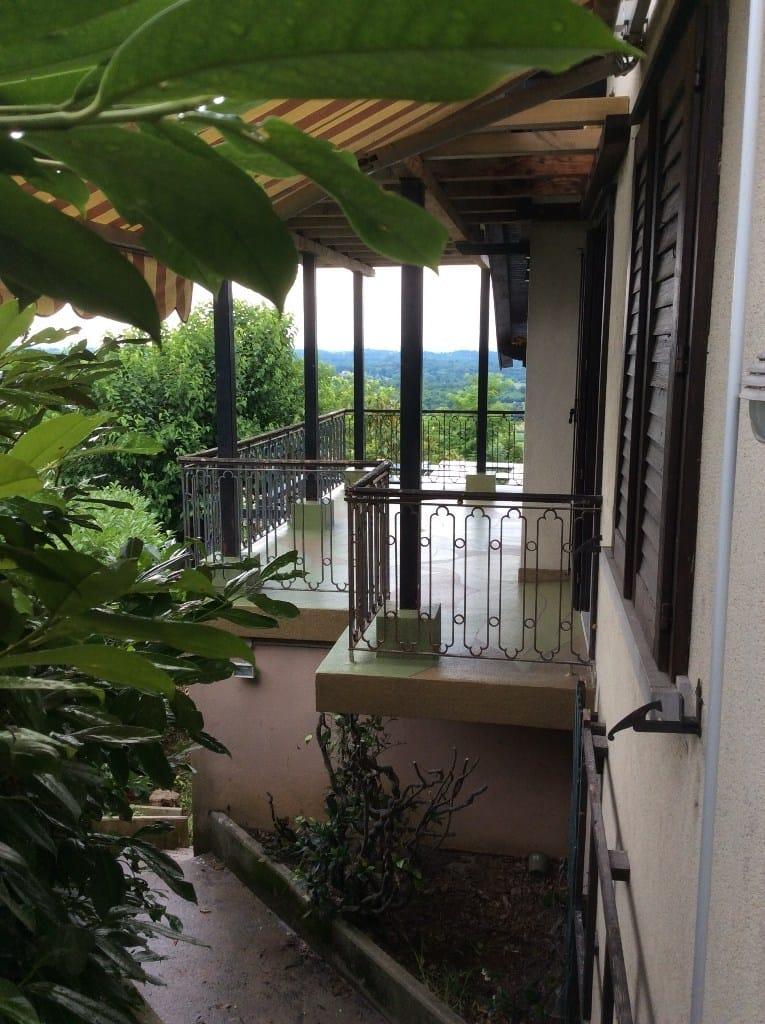 Personalizzazione del balcone grazie a Triflex Color Design