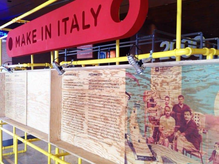 50 anni di innovazioni italiane nella rassegna 'Make in Italy'