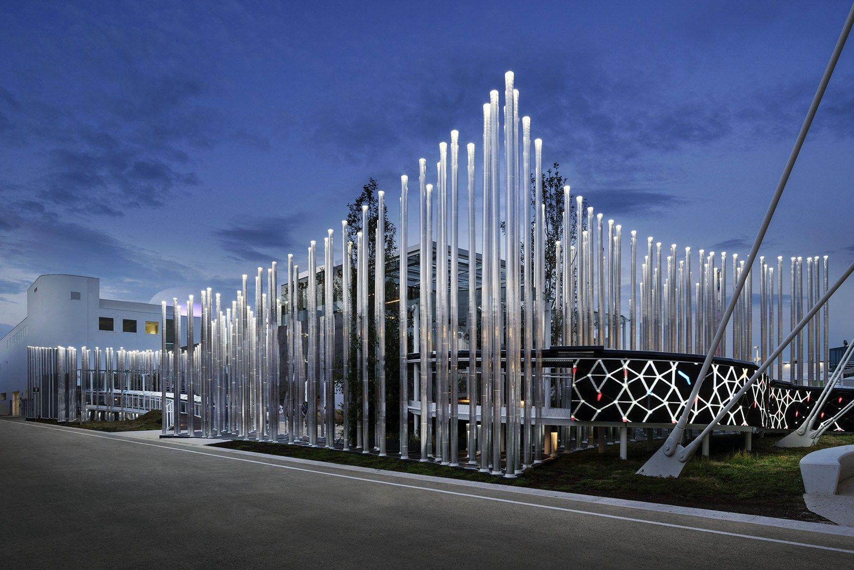 ENEL Pavilion